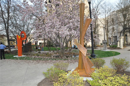 Art in Public Places, Krutch Park